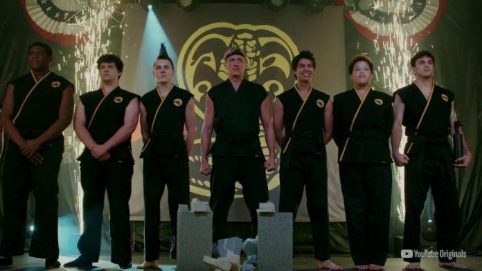 cobra kai season 3 on Netflix