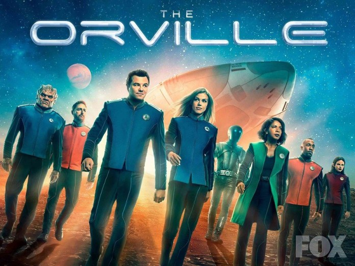 The Orville featured
