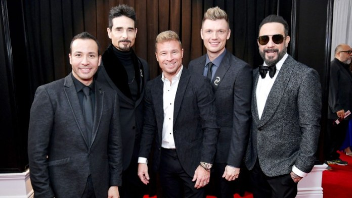 backsstreet boys the greatest boy bands of all time