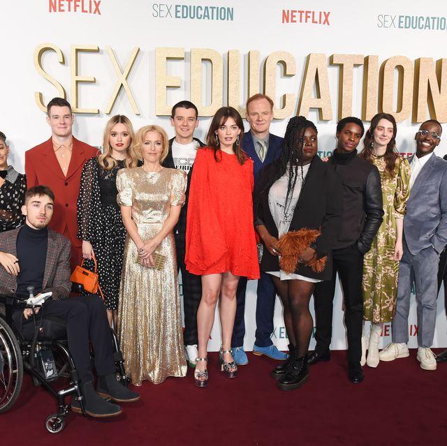 ex Education season 3 cast