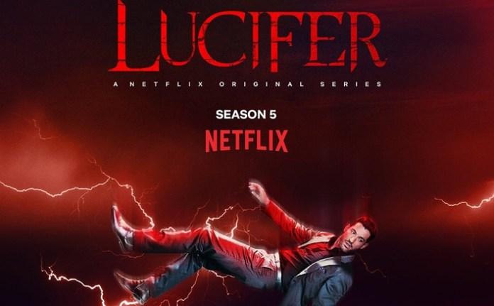 Lucifer season 6 poster