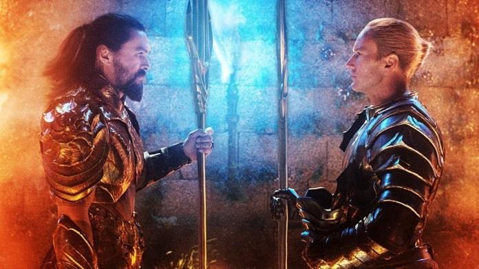 Aquaman 2 Orm and Arthur