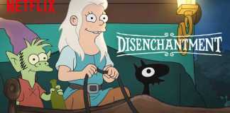 """Rich search results on Google when searched for """"Disenchantment season 3"""""""