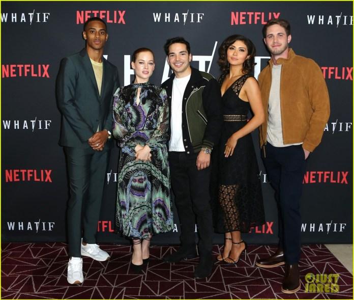 What/If Season 2 cast