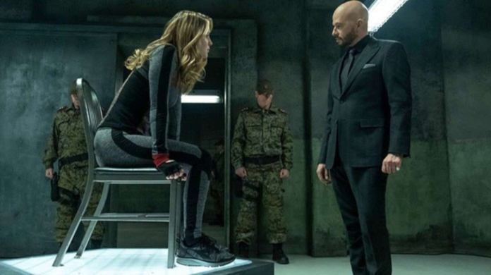 Supergirl Season 6 lex luthor and Kara