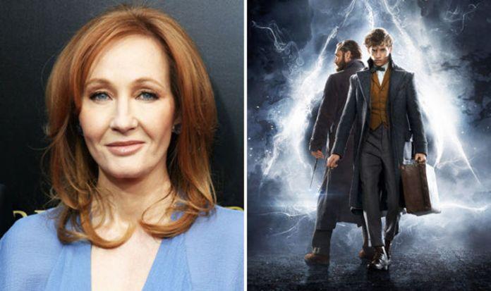 fanstatic beasts 3 setting revealed by J.K. Rowling