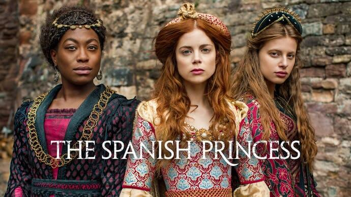 The Spanish Princess Season 2