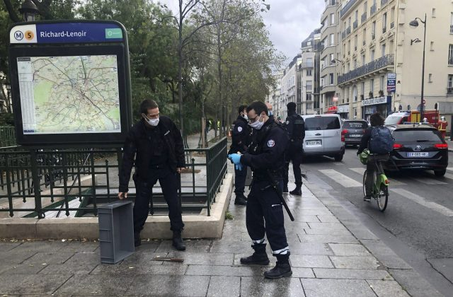 Terrorism in Paris suspect apparently from Pakistan: Minister