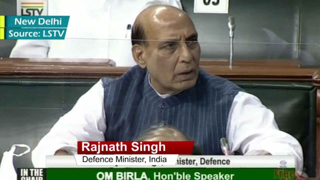 PLA's violent conduct completely violates all norm: Rajnath Singh