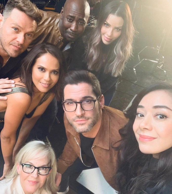 Lucifer Season 6 cast