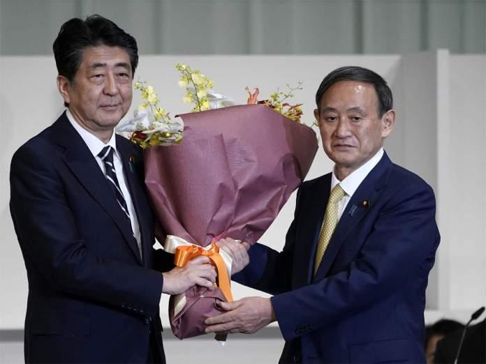 Yoshihide Suga New PM of Japan