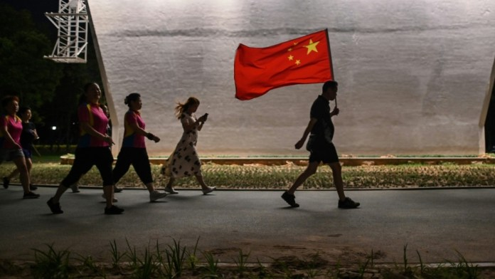 China tries to flip the pandemic switch