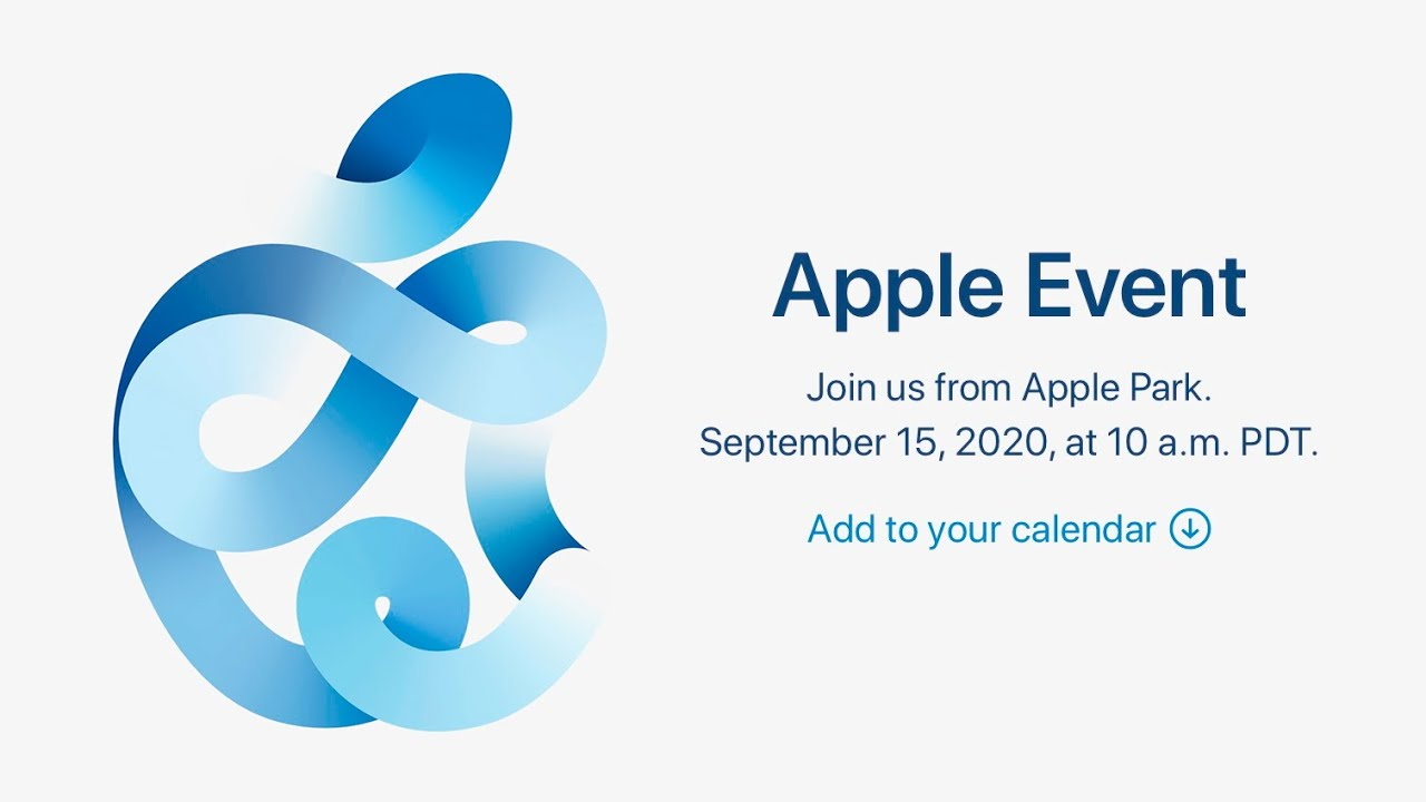 Apple's Special Event, 'Time Flies' to be Conducted on September 15