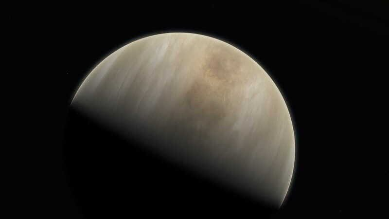 NASA will launch a mission to find life on Venus in 2027