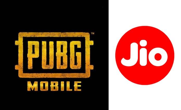 PUBG and Jio