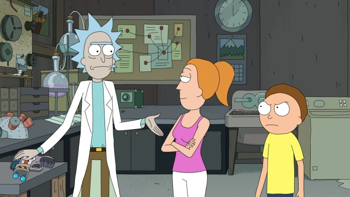 """Rich search results on Google when searched for """"Rick And Morty season 5"""""""