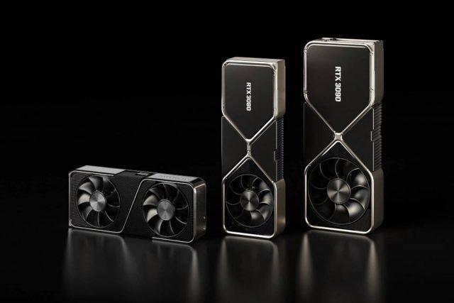 Nvidia GeForce RTX: 3070, 3080, 3090