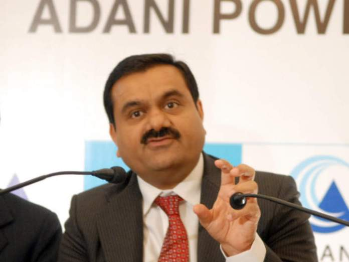 """Rich search results on Google when searched for """"Adani"""""""
