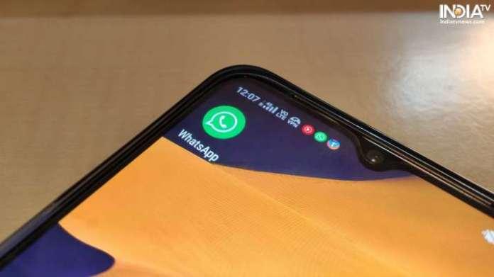 WhatsApp leaks