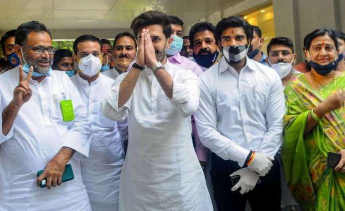Chirag Paswan decides to take a solo run in Bihar elections 2020