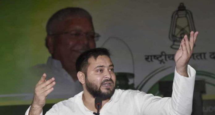 Bihar elections polls seems coming in the favor of Tejashwi Yadav