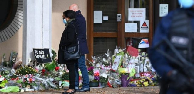 Paris Mosque in Clampdown to be closed over teacher's gruesome beheading