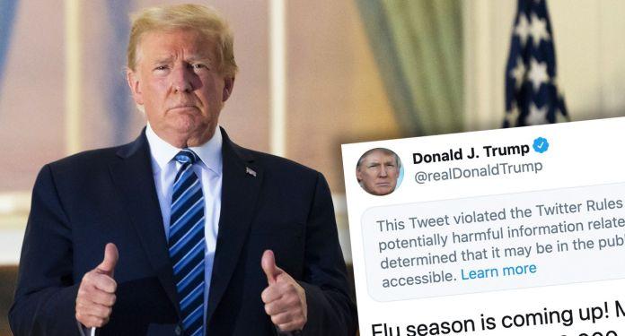 Trump featured