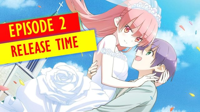 tonikawa over the moon for you episode 2