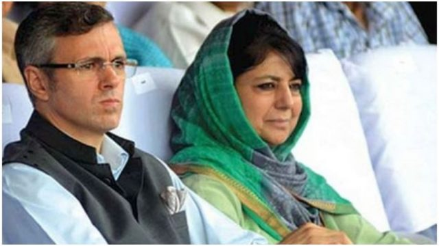 Omar Abdullah comments on Mehbooba Mufti's release from detention