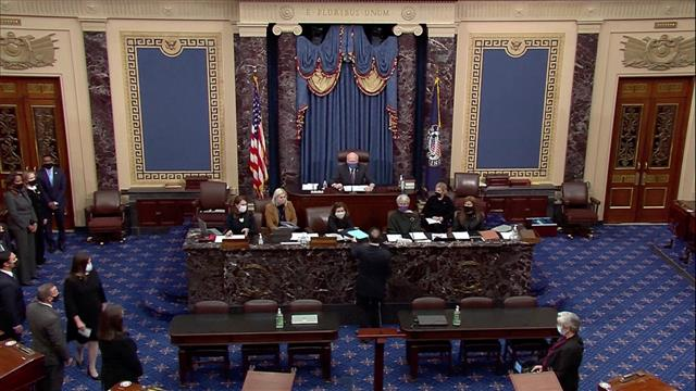 Impeachment of Trump goes to Senate testing his sway over GOP