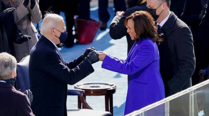 US-India relationship further cemented as Kamla Harris takes oath as vice-president