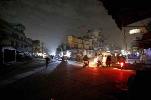 Pakistan hit by massive blackout: Electricity went off in major cities
