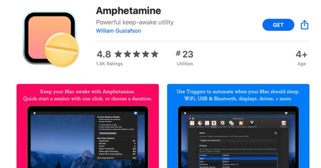 'Amphetamine' Mac App to remain unchanged after Apple re-branding request