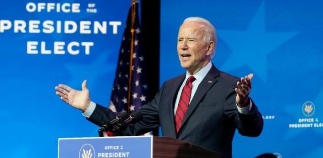 Biden to unveil plan to pump $1.5 trillion into the sinking economy