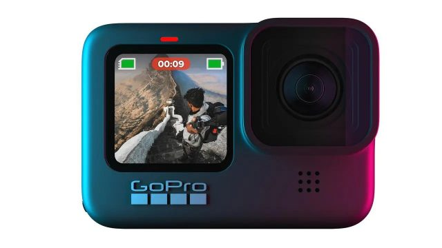 GoPro HERO 9 Black Holiday Bundle is now available to pre-order on Amazon
