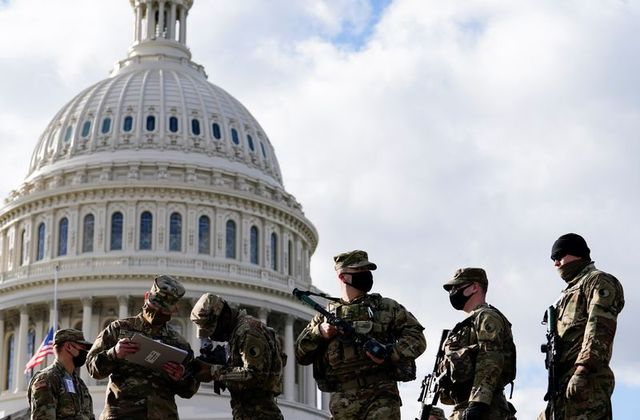 Law Enforcement officials brace for Pro-Trump protests at state capitol building