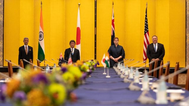 Quad meets stresses on rules-based world order: Territorial Integrity