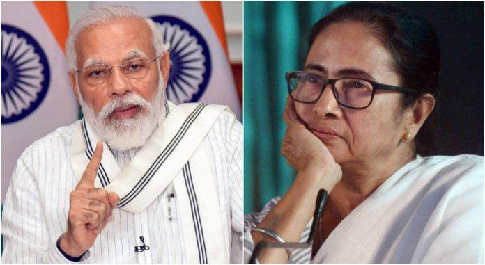 """PM Modi attacks Mamata over """"cut money"""" insulting Bengali Pride"""