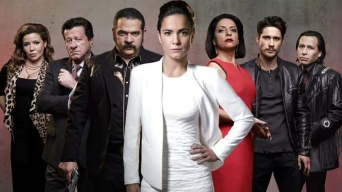 Cast and Crew of Queen of the South.