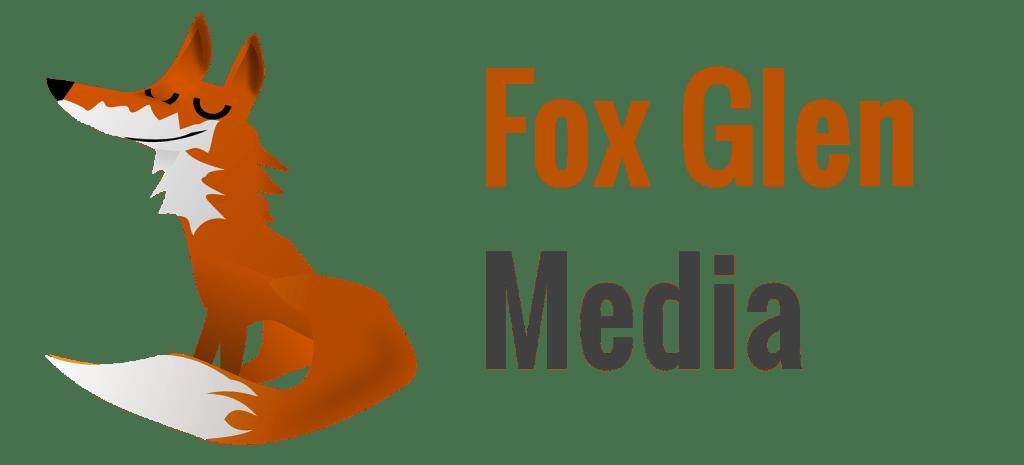 fox glen media logo animation promotion videos for social media digital media