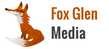 fox glen media logo animation promotion videos for social media digital media