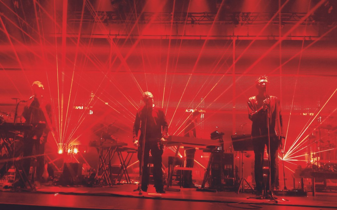 Massive Attack – Zénith de Paris 2016