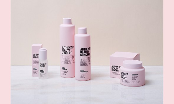 AUTHENTIC BEAUTY CONCEPT GLOW FROM FOX HAIR DESIGN