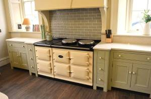 Foxhall Cooking Range