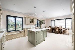Exclusive development of 4 luxury homes in Garristown Village