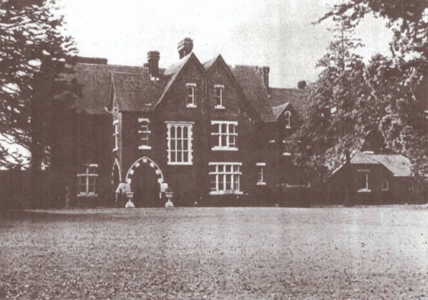 foxholes care home hertfordshire history