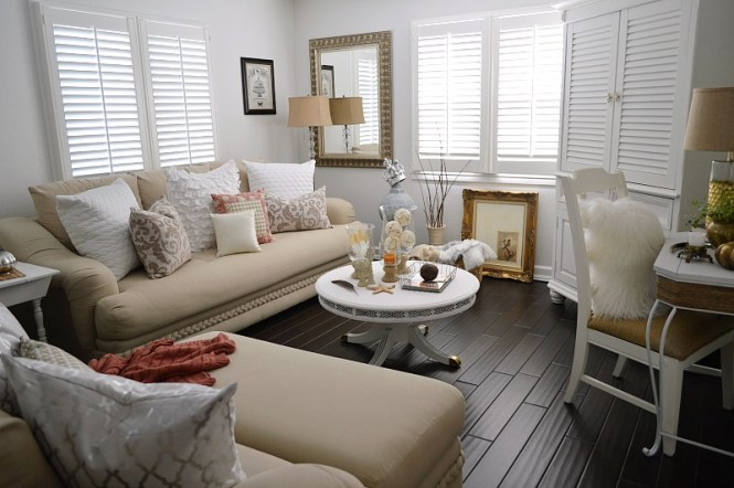 Country Cottage Decor And Design Living Room Kennel