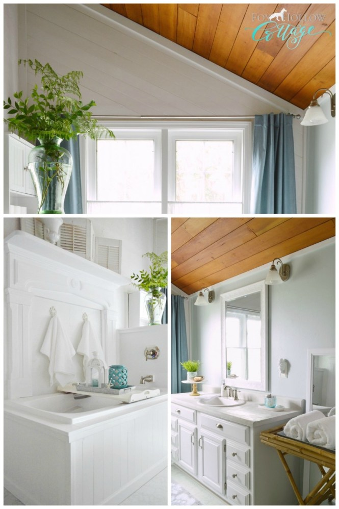 Bathroom Makeover Giveaway 2015 beach bathroom makeover : brightpulse