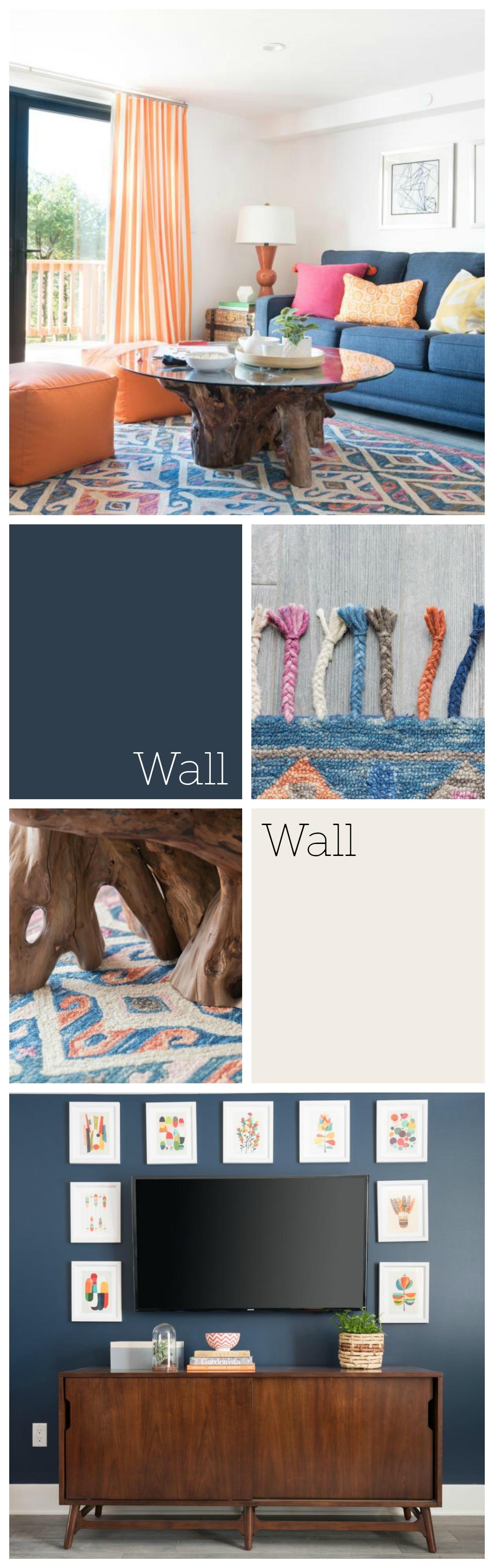 Whole Home Neutral Paint Palette With Color Fox Hollow