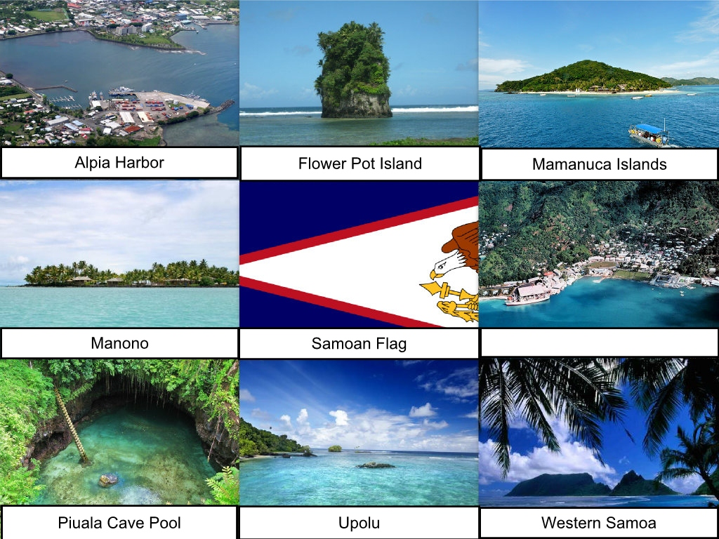 American Samoa Collage